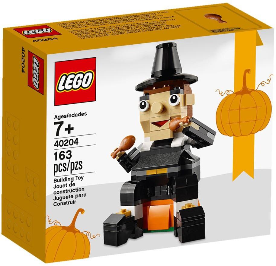 Lego Iconic Праздник Пилигрима 40204