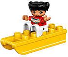 Lego Duplo Зимние каникулы Санты 10837, фото 7