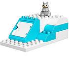 Lego Duplo Зимние каникулы Санты 10837, фото 8