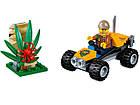 Lego City Джунгли: Багги для поездок по джунглям 60156, фото 3