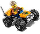 Lego City Джунгли: Багги для поездок по джунглям 60156, фото 4