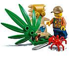 Lego City Джунгли: Багги для поездок по джунглям 60156, фото 6