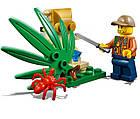 Lego City Джунгли: Багги для поездок по джунглям 60156, фото 7