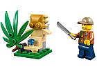 Lego City Джунгли: Багги для поездок по джунглям 60156, фото 8