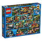 Lego City Джунгли: База исследователей джунглей 60161, фото 2