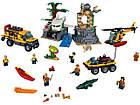 Lego City Джунгли: База исследователей джунглей 60161, фото 3