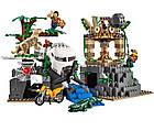 Lego City Джунгли: База исследователей джунглей 60161, фото 5