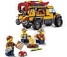 Lego City Джунгли: База исследователей джунглей 60161, фото 6