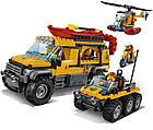 Lego City Джунгли: База исследователей джунглей 60161, фото 7