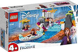 Lego Disney Princesses Экспедиция Анны на каноэ Лего дисней 41165