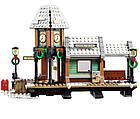 Lego Creator Зимняя железнодорожная станция 10259, фото 4