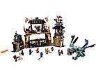 Lego Ninjago Пещера драконов 70655, фото 3