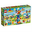 Lego Duplo Семейный парк аттракционов 10841, фото 2