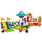 Lego Duplo Семейный парк аттракционов 10841, фото 3