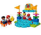 Lego Duplo Семейный парк аттракционов 10841, фото 7