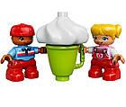 Lego Duplo Семейный парк аттракционов 10841, фото 9