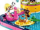 Lego Friends Вечеринка Андреа у бассейна 41374, фото 7
