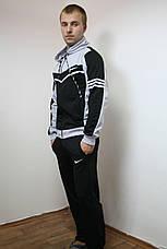 Спортивный костюм трикотаж тонкий Н Спорт(уп.5 шт.), фото 2