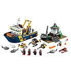 Lego City Корабль исследователей морских глубин 60095, фото 3