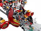 Lego Ninjago Корабль R.E.X. Ронина 70735, фото 7
