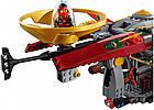 Lego Ninjago Корабль R.E.X. Ронина 70735, фото 8