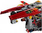 Lego Ninjago Корабль R.E.X. Ронина 70735, фото 9