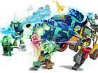 Lego Hidden Side Автобус охотников за паранормальными явлениями 3000 70423, фото 4
