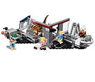Lego Jurassic World Охота на Рапторов в Парке Юрского Периода 75932, фото 4
