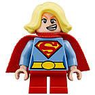 Lego Super Heroes Супергёрл против Брейниака 76094, фото 6