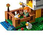 Lego Minecraft Курятник 21140, фото 5