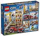 Lego City Центральная пожарная станция 60216, фото 2