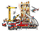 Lego City Центральная пожарная станция 60216, фото 4