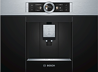 Кофемашина Bosch CTL 636ES1 ( эспрессо, 2.4л, серебристый)