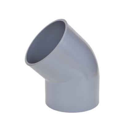 Aquaviva Колено ПВХ Aquaviva 45°/20 мм