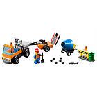 Lego Juniors Грузовик дорожной службы 10750, фото 3