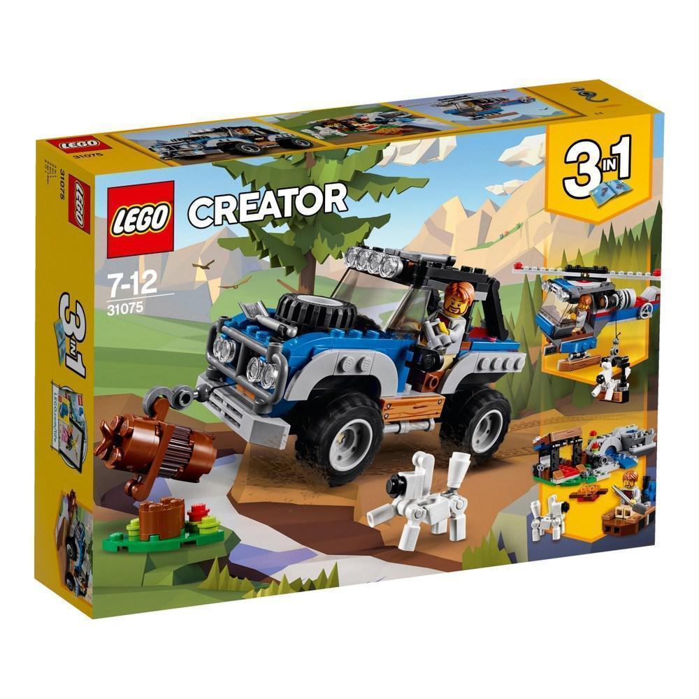 Lego Creator Приключения в глуши 31075