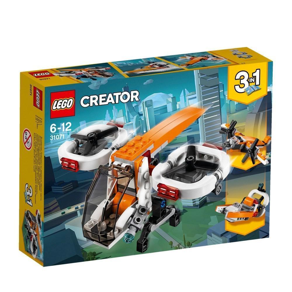 Lego Creator Исследовательский дрон 31071