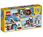 Lego Creator Модульный набор Зимние каникулы 31080, фото 2
