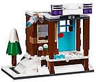 Lego Creator Модульный набор Зимние каникулы 31080, фото 8