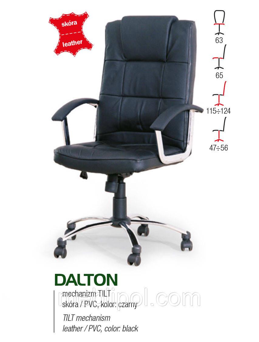 Кожаный стул DALTON - интернет-магазин MebliPol                                       в Львовской области