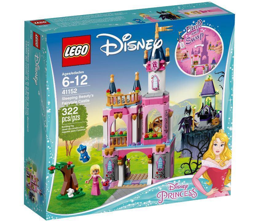 Lego Disney Princess Сказочный замок Спящей Красавицы 41152
