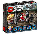 Lego Star Wars Микрофайтер Истребитель TIE Первого Ордена 75194, фото 2