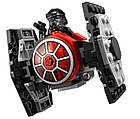 Lego Star Wars Микрофайтер Истребитель TIE Первого Ордена 75194, фото 4