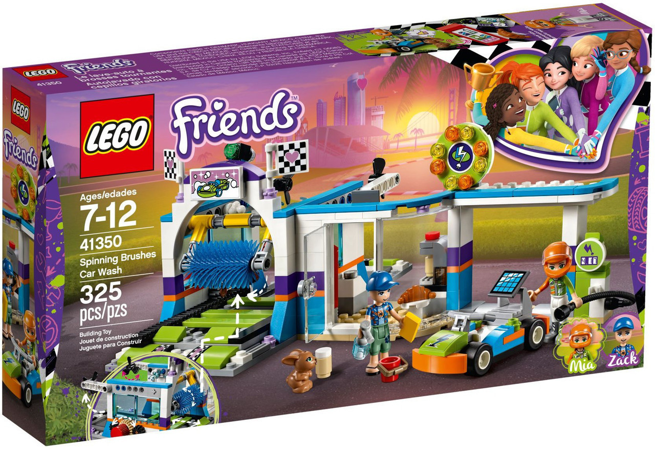 Lego Friends Автомойка 41350