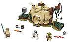 Lego Star Wars Хижина Йоды 75208, фото 3