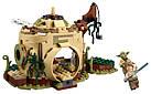 Lego Star Wars Хижина Йоды 75208, фото 4