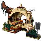Lego Star Wars Хижина Йоды 75208, фото 5