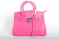 Сумка женская Hermes 22567 розовый