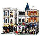 Lego Creator Городская площадь 10255, фото 4