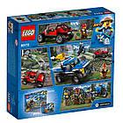 Lego City Погоня на грунтовой дороге 60172, фото 2